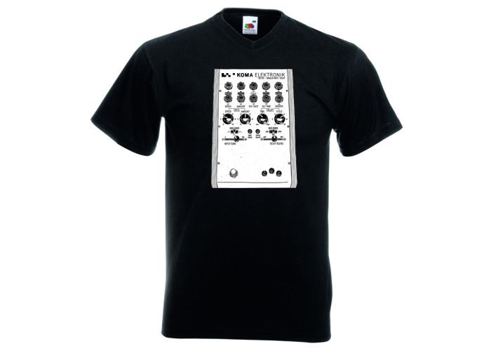 KOMA Elektronik T-shirt - Black Edition
