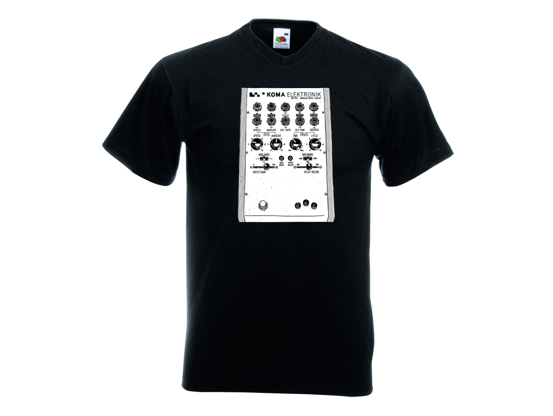 Black t shirt white print is shirt for White shirt with black